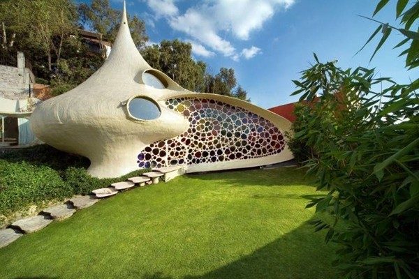 house shell