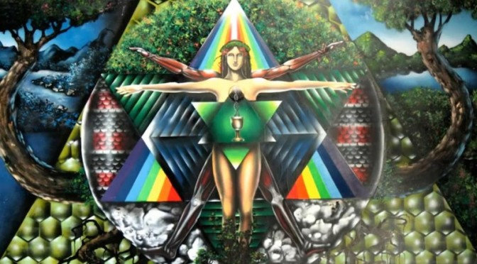 geometria sagrada personalidade