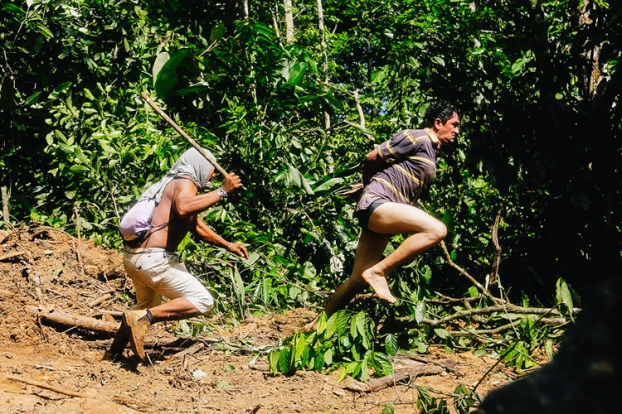 4_Brazil's-forest-villagers-Illegal-Loggers