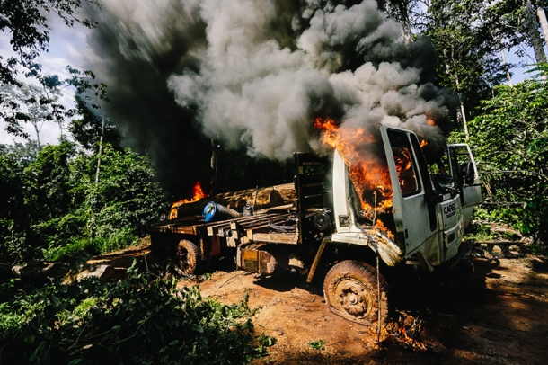 7_Brazil's-forest-villagers-Illegal-Loggers